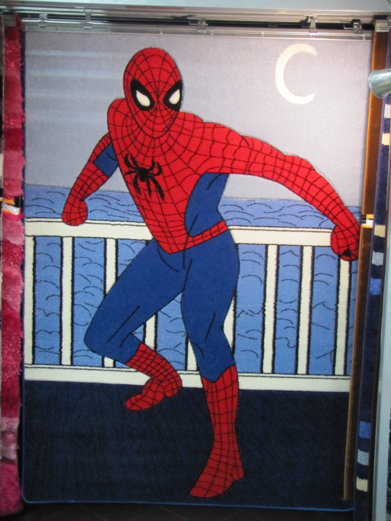 HAPPY 098 Spiderman